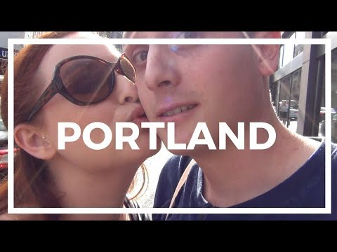Portland Vlog ♥ Sightseeing, Family Time, and Eclipse