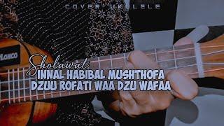 Innal Habibal Musthofa Cover Ukulele Senar 4 By Sony Plonco