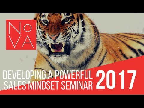 Strategies for Developing a Powerful Sales Mindset