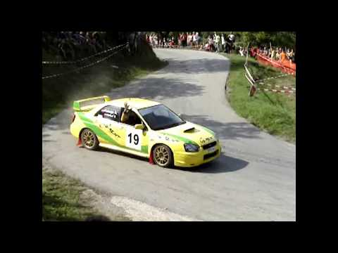 Rally Highlights SS Žablje (2007, 2008, 2010 & 2011)