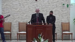 Culto Vespertino (18/07/2021) - Igreja Presbiteriana do Calhau