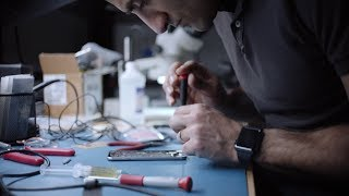 Ehsan - Engineering Manager, Sensing Product Design team