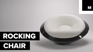 Someone has reinvented the rocking chair