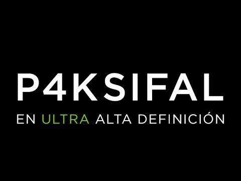 Parsifal en 4K | Teatro Real 200 años 15/16