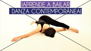 danza contemporánea para principiantes en relevé