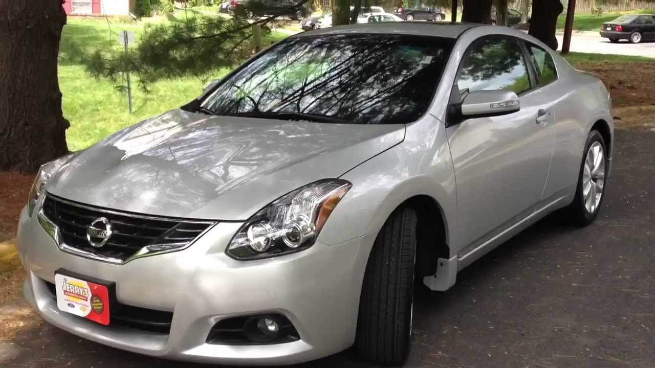 2012 nissan altima coupe v6 review walk around start up rev 2012 nissan altima coupe v6 review walk around start up rev test drive youtube vanachro Gallery