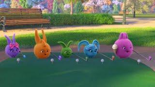 써니 버니 SUNNY BUNNIES | 골프 코스에서의 즐거움 | 어린이를위한 재미있는 만화 | WildBrain