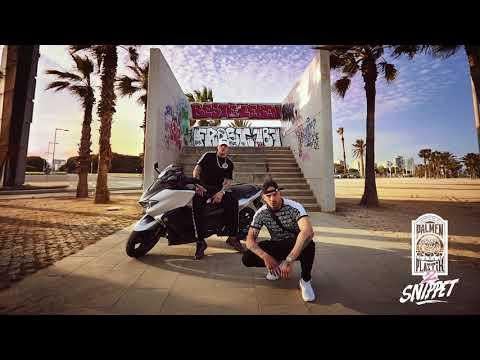 BONEZ MC & RAF Camora - Palmen Aus Plastik 2 - Snippet Teil 1