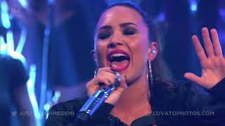Demi Lovato - Sorry Not Sorry (Live on The Jonathan Ross Show)