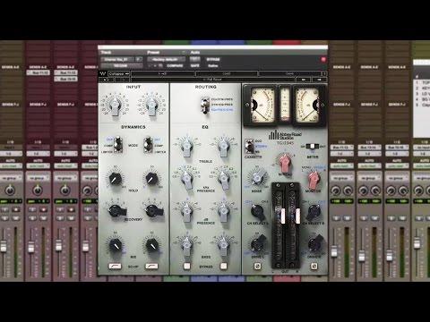 Waves/Abbey Road EMI TG12345 Plugin: In-Depth Tutorial With Audio Demos