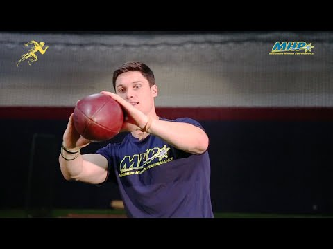 Football Training Tips with Chris Hogan: Catching the Football