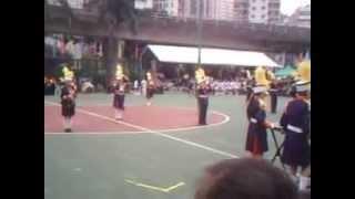 200704香港回歸10週年系列全港步操樂團比賽—棉紡會中學