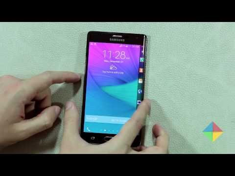 [Unboxing] Samsung Galaxy Note Edge (en español)