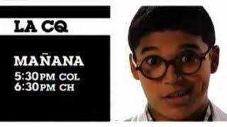 Cartoon Network LA: ''LA CQ'' [Promo - ''Cuaderno de Tareas'']