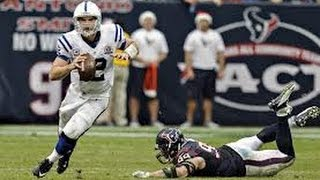 Week 17 Texans vs Colts 2012 Preview