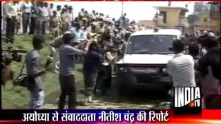VHP leader Ashok Singhal arrested from Lucknow airport-2