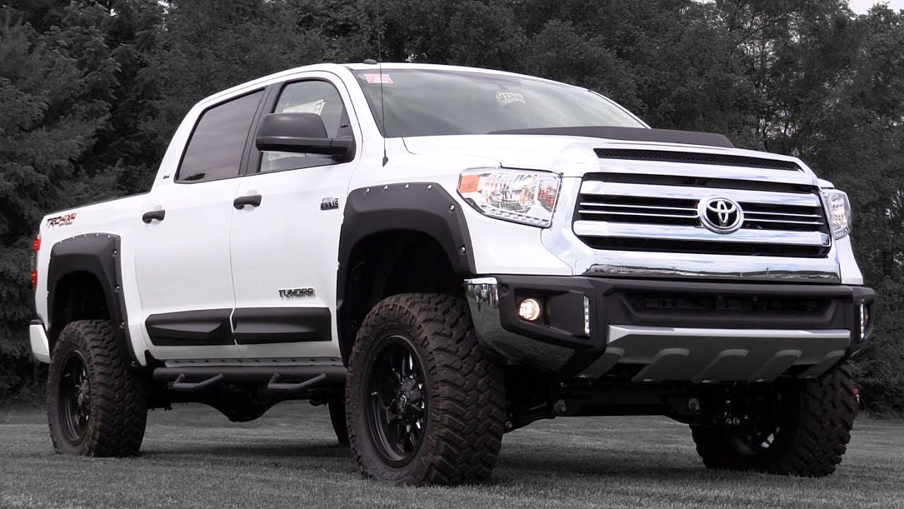 2017 toyota tundra review youtube. Black Bedroom Furniture Sets. Home Design Ideas