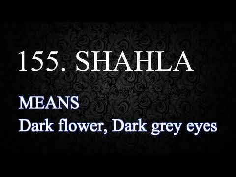 Islamic Baby Girl Names with their meanings Begin with S no 127 -189