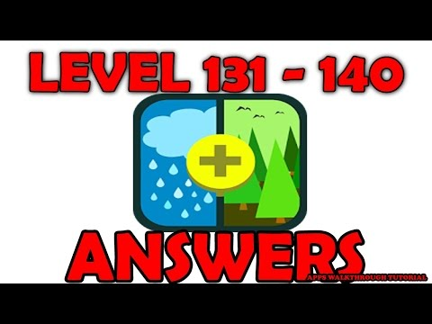 Pic Combo Level 131 - 140 - All Answers - Walkthrough ( By LOTUM media GmbH )