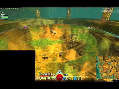 Guild Wars  Hot Revenant Solo Pve Build