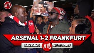 Arsenal 1-2 Frankfurt | Emery's Substitutions Made Absolutely No Sense!! (Kelechi)