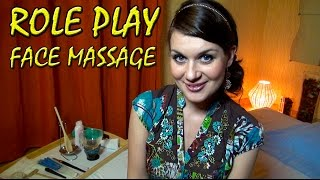 АСМР Массаж лица. ASMR Role Play Face Massage.(АСМР Массаж лица. In this ASMR video relaxing role play face massage for your relaxation and sleep. ASMR Russian girl in Russian. Binaural sound. - What is ..., 2014-09-21T22:25:53.000Z)
