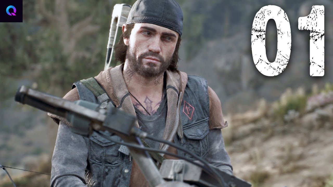 Days Gone   Lets Play   PC   Episode #01