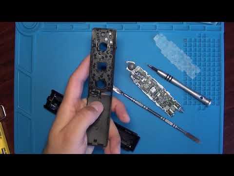 Как разобрать пульт от телевизора samsung bn59 01259b