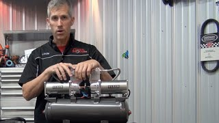 VIAIR 2 On 2 Bolt-On Platform Air compressor, whats in the box!  PowerModz!