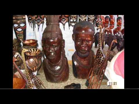 African crafts - Pacific African Shop