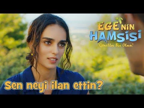 Deniz'in aşk itirafı! - Ege'nin Hamsisi 11.Bölüm