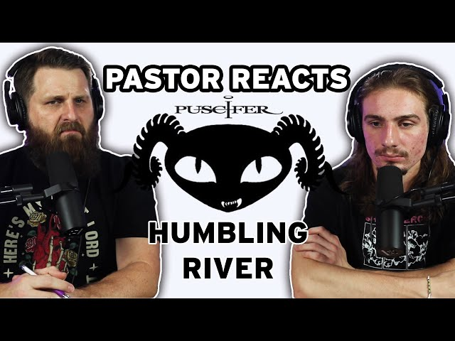 Puscifer Humbling River // Pastor Rob Reacts // Reaction and Analysis