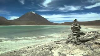 Путешествие по Боливии. День второй - Попробуй! ЮА(Второй день нашего путешествия по Боливии прошел еще более интересно, чем первый. Вулканы, абсолютно марсиа..., 2012-02-08T01:51:22.000Z)