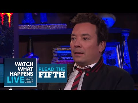 Will Jimmy Fallon Dish On Justin Timberlake And Britney Spears's Breakup? | Plead The Fifth | WWHL