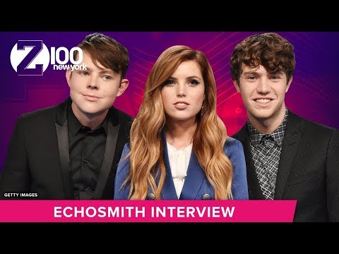 Maxwell - Echosmith Talks Going Back On Tour & Making New Music