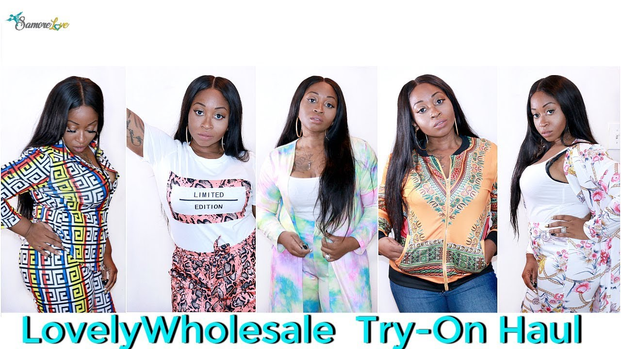 LOVELYWHOLESALE CLOTHING REVIEW ?| ??Summer To Fall Transition Outfits ?? 6
