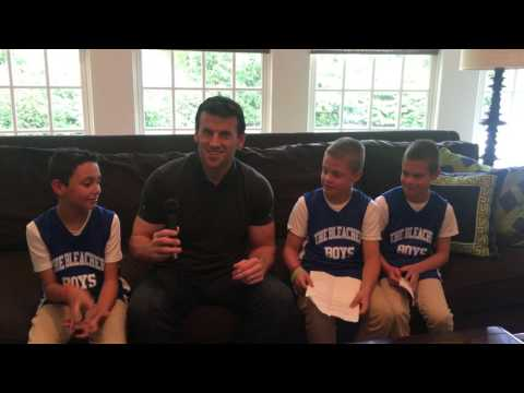 Fast Five Interview: NY GIANT, CHRIS SNEE