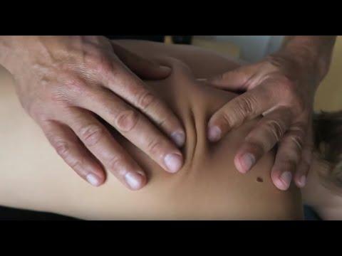 hur gör man bindvävsmassage på sig själv