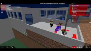 ROBLOX - Darxia Abusing at NFC Recruitment Center