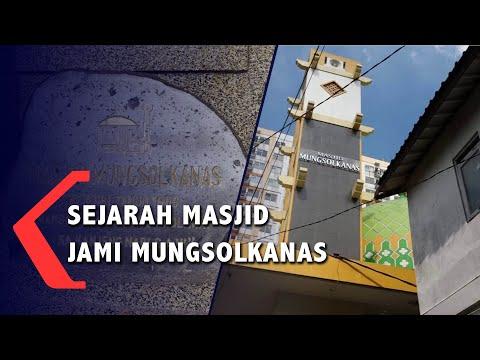 Menilik Peradaban Islam Lewat Masjid Tertua Di Bandung