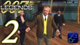 007 Legends Walkthrough - Part 2 - Goldfinger: Auric Enterprises - Agent
