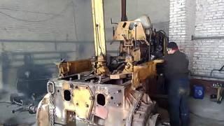 Nazorat mexanizmi bulldozer ta'mirlash keyin 170 T