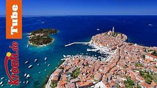 Rovinj - Die Bilderbuchstadt in Istrien (Kroatien)
