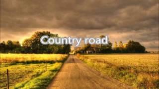 [KARAOKE] Country road (Whisper of the heart) - UDIC N76