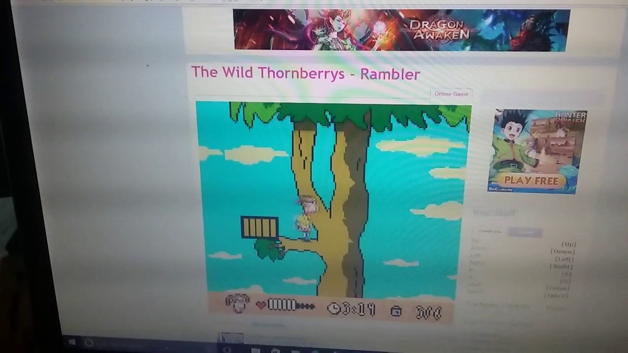 Game boy color online free - The Wild Thornberrys Rambler Game Boy Color Part 1