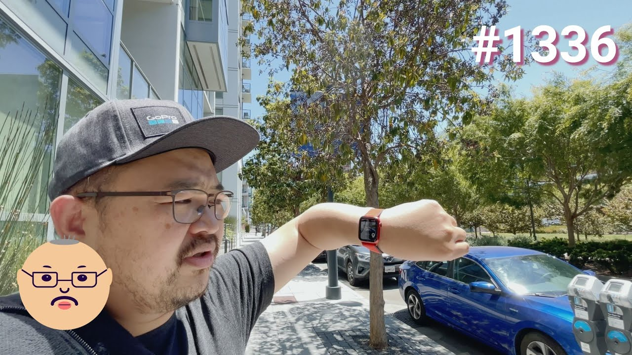 「うーん、Filmic Pro の iPhone + Apple Watch 連携がすごい!」第1336話