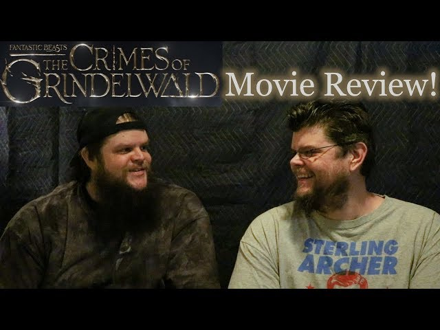 🔵🎥 Fantastic Beasts: The Crimes of Grindelwald - Movie Review!