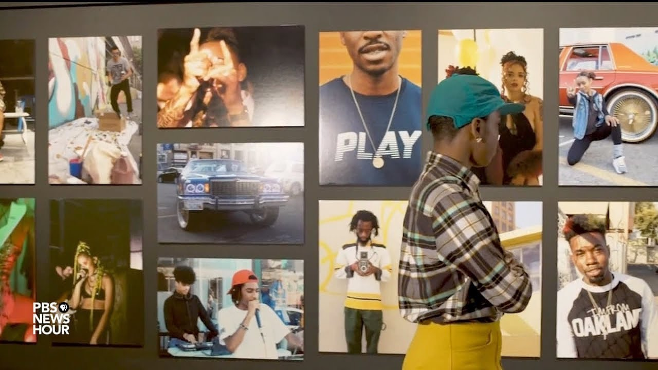 Wisdom of Hip-Hop Gets Respect In New Museum Exhibit