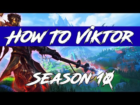 5 Tips Every Viktor NEEDS To Know! League Of Legends Viktor Guide Season 10 2020