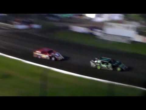 Sport Mod Heat 3 @ Hamilton County Speedway 09/23/17